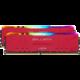 Crucial Ballistix RGB Red 16GB (2x8GB) DDR4 3000 CL15