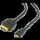Gembird CABLEXPERT kabel HDMI-HDMI micro 1,8m, 1.3, M/M stíněný, zlacené kontakty, černá