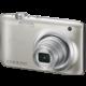 Nikon Coolpix A100, stříbrná  + 300 Kč na Mall.cz