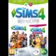 The Sims 4 + rozšíření Cesta ke slávě (PC) Elektronické předplatné deníku Sport a časopisu Computer na půl roku v hodnotě 2173 Kč + O2 TV Sport Pack na 3 měsíce (max. 1x na objednávku)