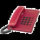 Panasonic KX-TS500FXR, červená
