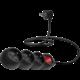 CONNECT IT prodlužovací kabel 230 V, 3 zásuvky, 1,5 m, s vypínačem, černá