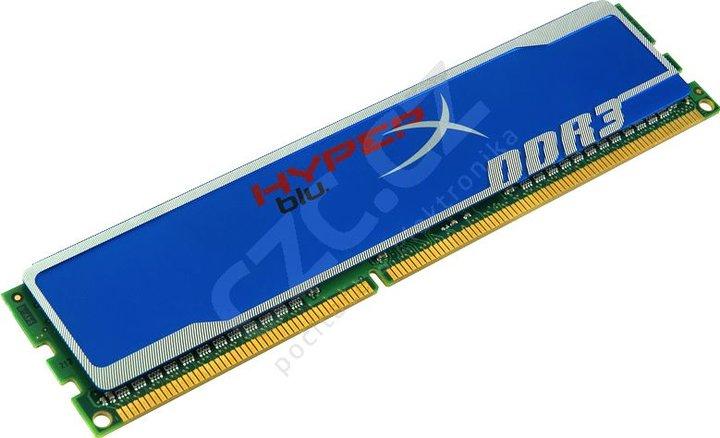 Kingston HyperX Blu 2GB DDR3 1600