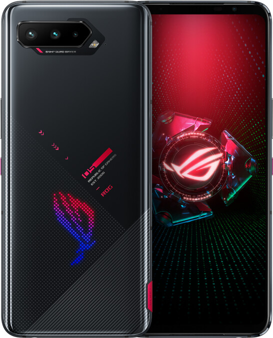 Asus ROG Phone 5, 8GB/128GB, 5G, Phantom Black