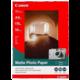 Canon Foto papír MP-101, A3, 170g/m2, 40 ks - matný