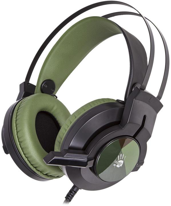 A4Tech Bloody J437, zelená