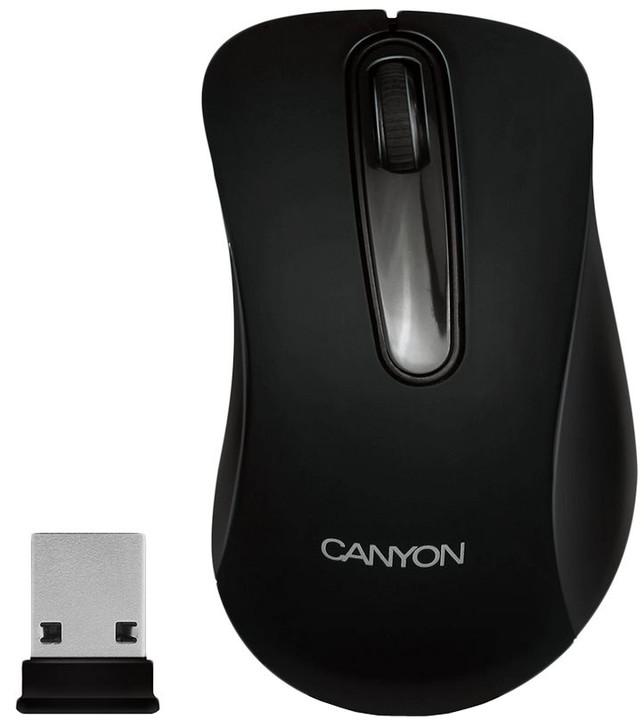 Canyon CNE-CMSW2, černá