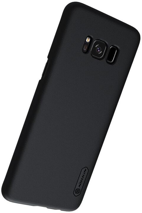 Nillkin Super Frosted Zadní Kryt pro Samsung G955 Galaxy S8 Plus, Black