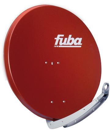 FUBA parabola 85 Al, červená