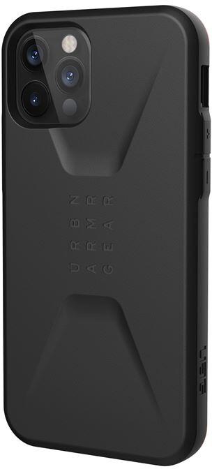 UAG ochranný kryt Civilian pro iPhone 12/12 Pro, černá