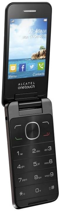 ALCATEL ONETOUCH-2012D, hnědá