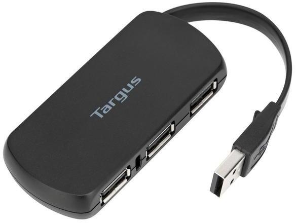 Targus USB Hub, 4xUSB 2.0