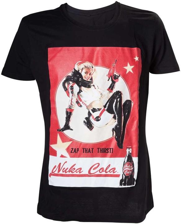 Tričko Fallout - Nuka Cola (S)