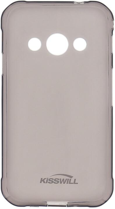 Kisswill TPU pro Xiaomi Mi A1, černá
