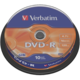 Verbatim DVD-R General 16x 4,7GB spindl 10ks