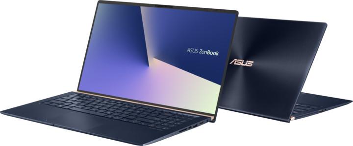 ASUS ZenBook 15 UX533FD, modrá