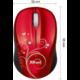 Trust Vivy Wireless Mini, Red Swirls