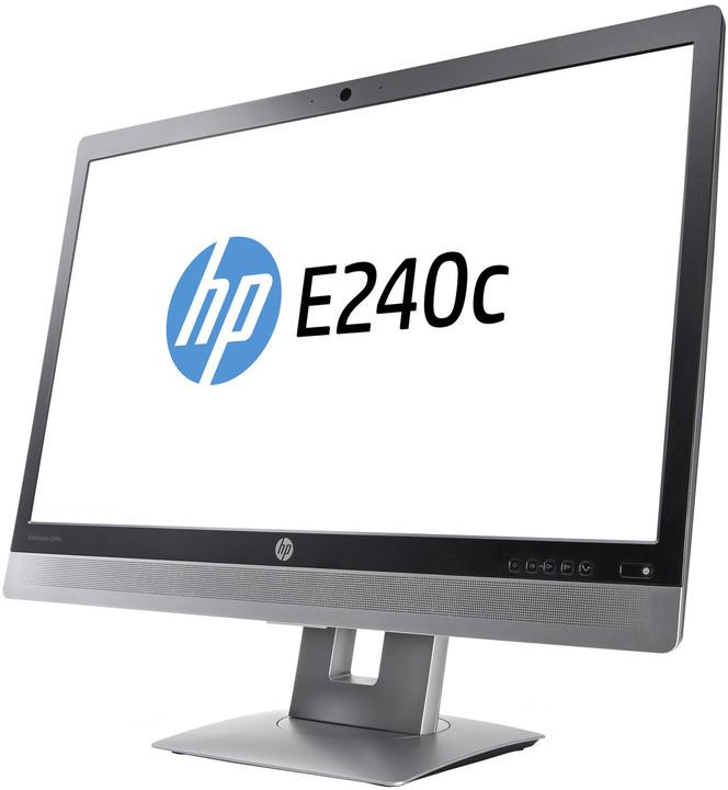 """HP EliteDisplay E240c - LED monitor 24"""""""