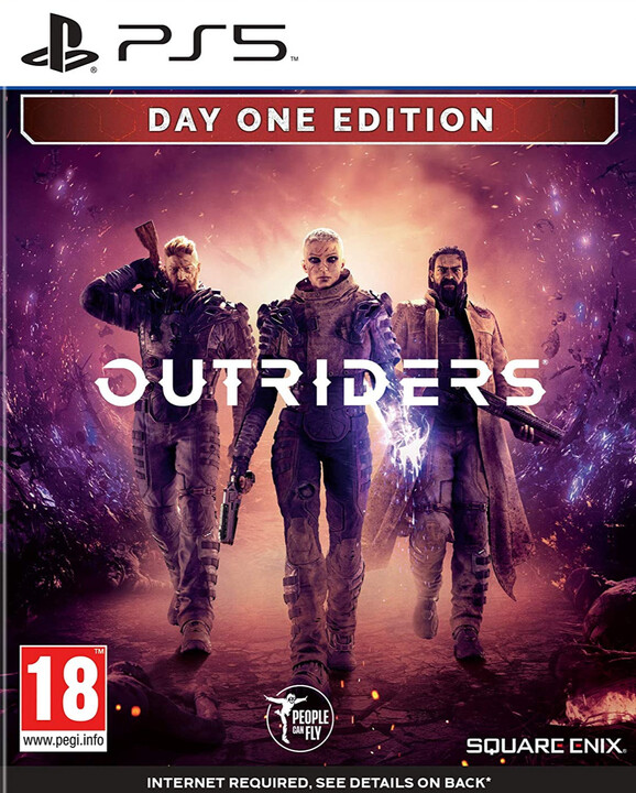 Outriders - Day One Edition (PS5)