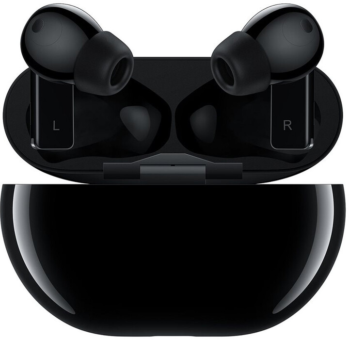 Huawei FreeBuds Pro, černá