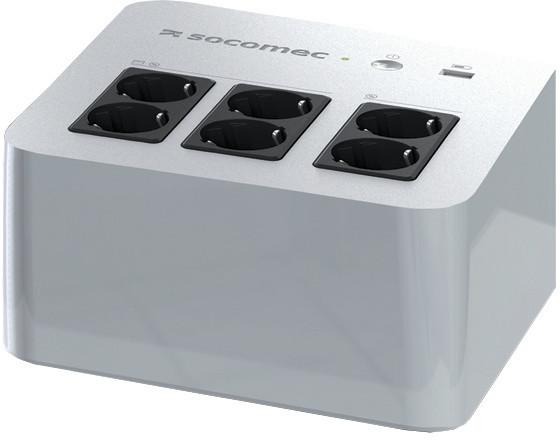 Socomec Netys PL 800, 480W, USB