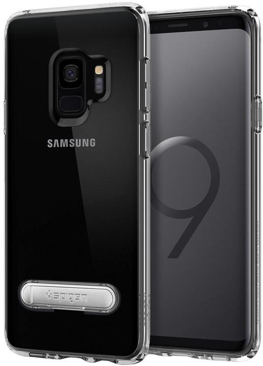 Spigen Ultra Hybrid S pro Samsung Galaxy S9, crystal clear