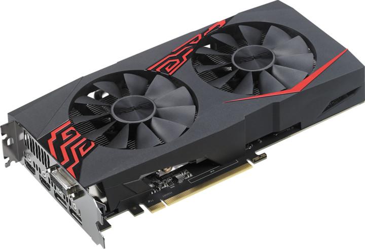 ASUS GeForce EX-GTX1060-6G, 6GB GDDR5