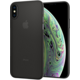 Spigen Air Skin iPhone XS/X, black