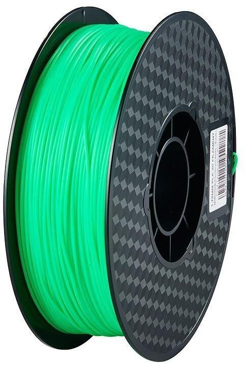 Creality tisková struna (filament), CR-PLA, 1,75mm, 1kg, fluorescenční zelená