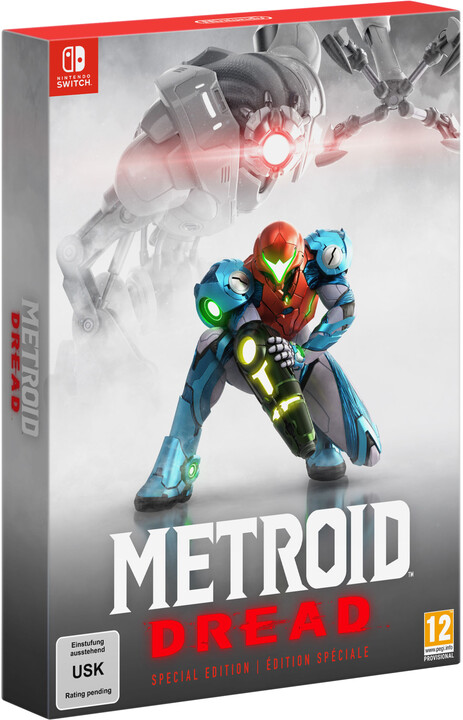 Metroid Dread - Special Edition (SWITCH)