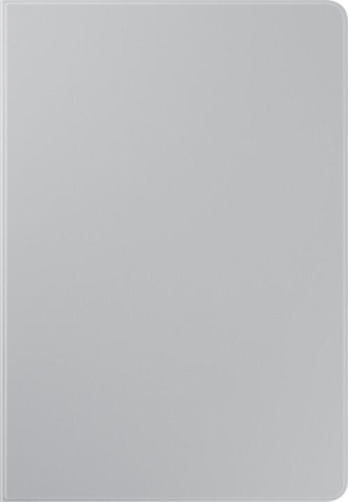Samsung pouzdro Book Cover pro Galaxy Tab S7 (T870), šedá