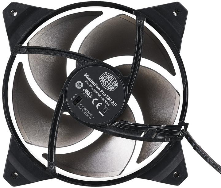 CoolerMaster MasterFan Pro 120 Air Pressure, 120mm
