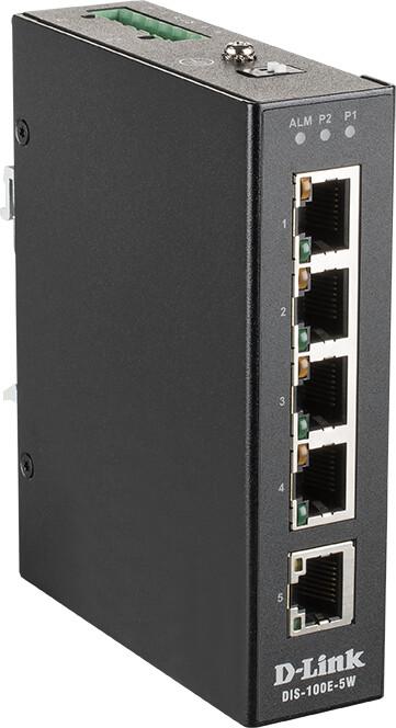 D-Link DIS-100E-5W