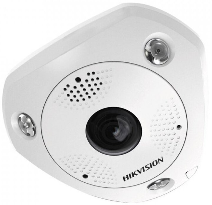 Hikvision DS-2CD6365G0E-IVS(1.27MM)(B), 1,27mm
