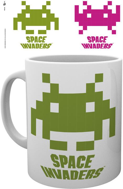Hrnek Space Invaders - Crab