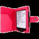 C-TECH PROTECT pouzdro pro Amazon Kindle PAPERWHITE a Kindle 3 2015, AKC-06, červená