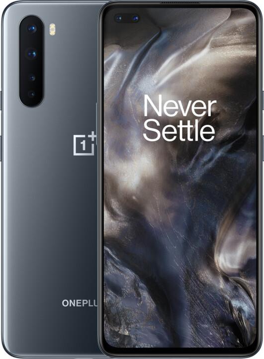 OnePlus Nord, 12GB/256GB, Grey Onyx