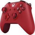 Xbox ONE S Bezdrátový ovladač, červený (PC, Xbox ONE)