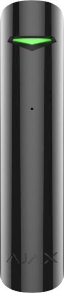 BEDO AJAX GlassProtect - Bezdrátový detektor tříštění skla, černá