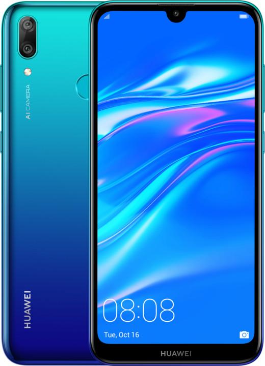 Huawei Y7 2019, 3GB/32GB, Blue