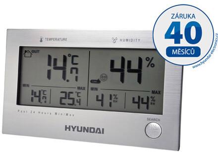 Hyundai WS 2215 M, stříbrná