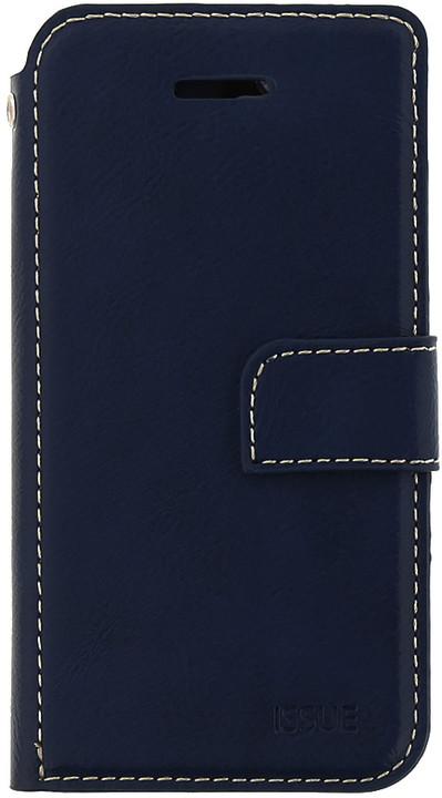 Molan Cano Issue Book Pouzdro pro Xiaomi mi A1, tmavě modrá