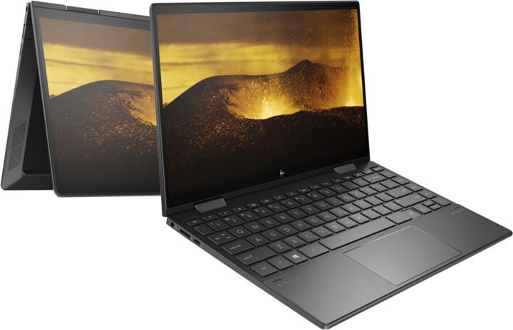 HP ENVY x360 13-ay0001nc, černá + ON Site záruka