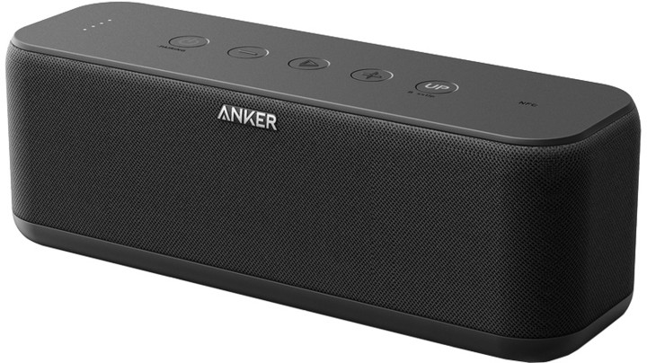 Anker SoundCore Boost, černá