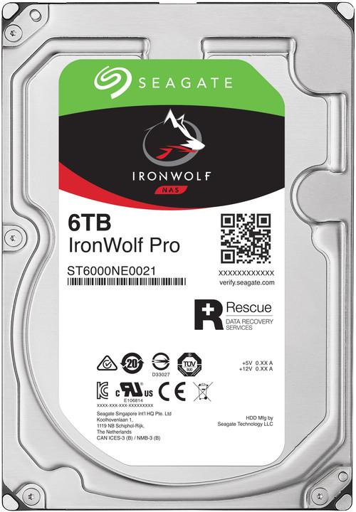 Seagate IronWolf PRO - 6TB
