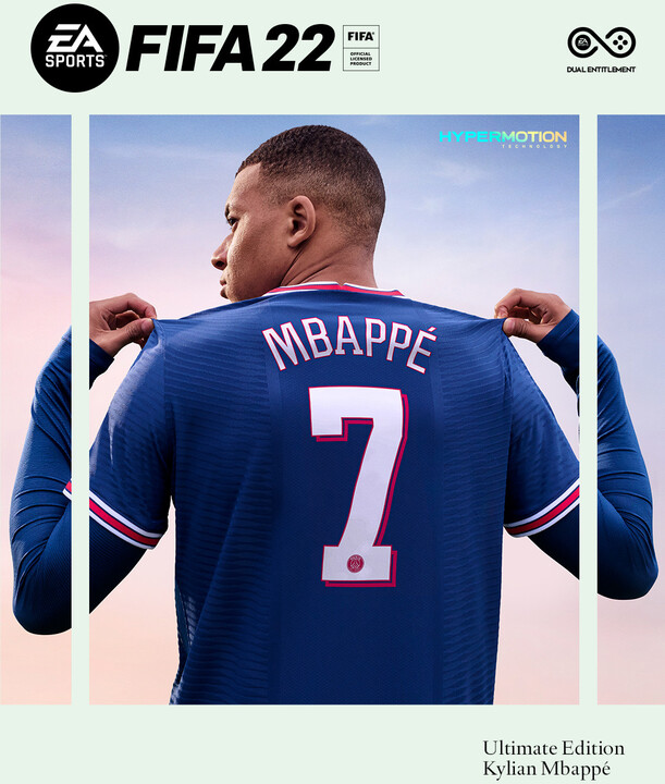 FIFA 22 - Ultimate Edition (PS4)
