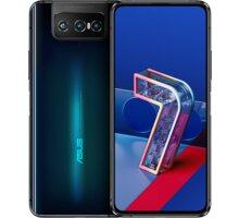 Asus Zenfone 7, 8GB/128GB, Aurora Black - 185M-ZS670KS-2A014 + Antivir Bitdefender Mobile Security for Android 2020, 1 zařízení, 12 měsíců v hodnotě 299 Kč