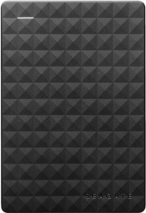 Seagate Expansion Portable - 5TB, černá