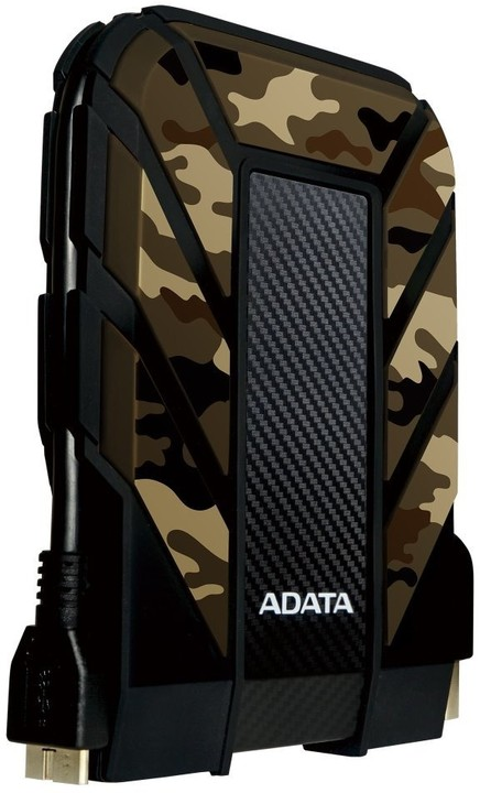 ADATA HD710M, 2TB, military