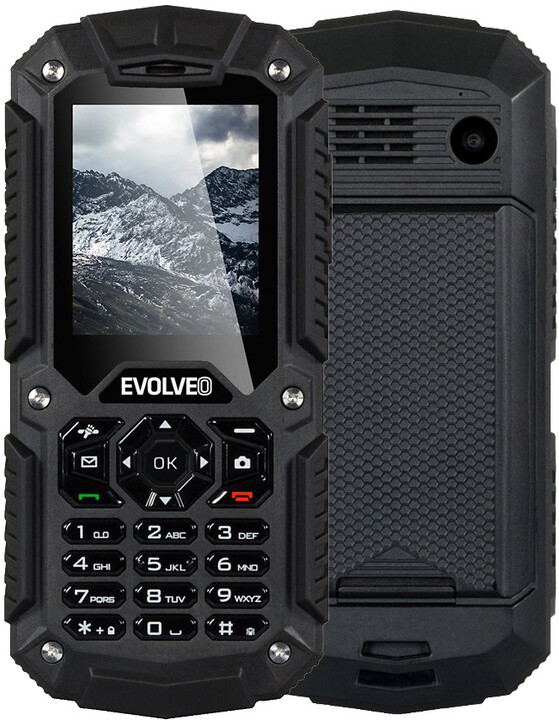 Evolveo StrongPhone X2, 3G